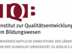 Stellenangebot am IQB in Berlin